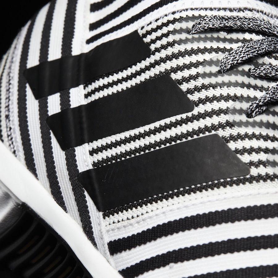 Adidas Nemeziz Tango 17.1 Tr Turnschuhe Hallenfußball Weiß Schwarz Schwarz Schwarz (BB3659) 29b0f0
