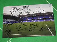 Ipswich Town FC 2015/16 Squad Signed x 14 1st Team Portman Road Photograph