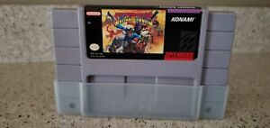 Sunset-Riders-Super-Nintendo-SNES-Video-Game-Konami-CLEAN-amp-TESTED-AUTHENTIC