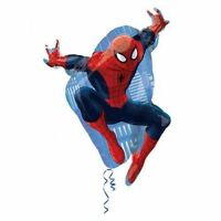 29 Spiderman Birthday Party Supershape Mylar Foil Balloon