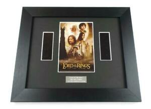 LORD-OF-THE-RINGS-FILM-CELLS-TWO-TOWERS-Framed-Gifts-ORIGINAL-MOVIE-LOTR-GIFT