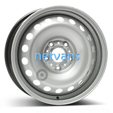 Cerchi in ferro 7215 6X15 5X108 ET44 60 Mercedes Citan (2012 - ATTUALE