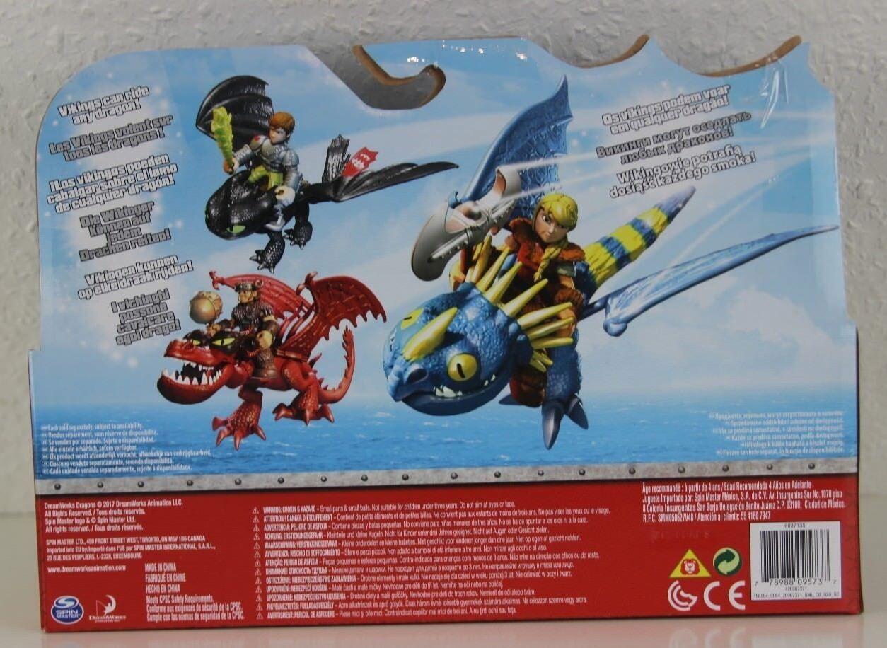 Astrid & Stormfly     Sturmpfeil - Dragons Drachenreiter von Berg Drachenzähmen c0dce5