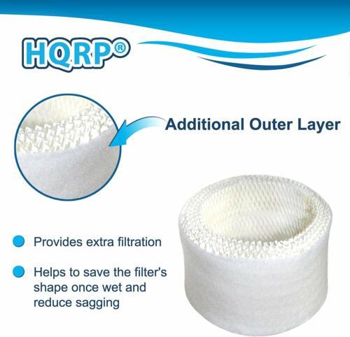 Wicking Humidifier Filter fits Honeywell HCM-500 HCM-530 HCM-540 HCM-550 HCM560