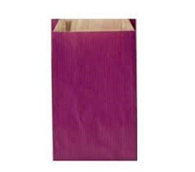 lot 25 pochettes sacs sachets enveloppes kraft bijoux cadeaux...7x12 violet neuf