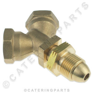 POL-TEE-SPLITTER-CONNECTOR-Y-PIECE-FOR-LPG-LP-PROPANE-CYLINDER-DUAL-CONNECTION