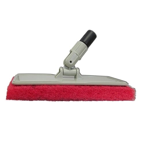 Starbrite Extend-a-Brush Flex Head Scrubber with Medium Scrubbing Pad
