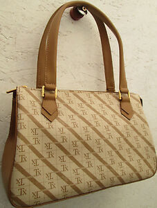 Image Is Loading Authentic Handbag Texier In Perfect Condition Vintage Bag