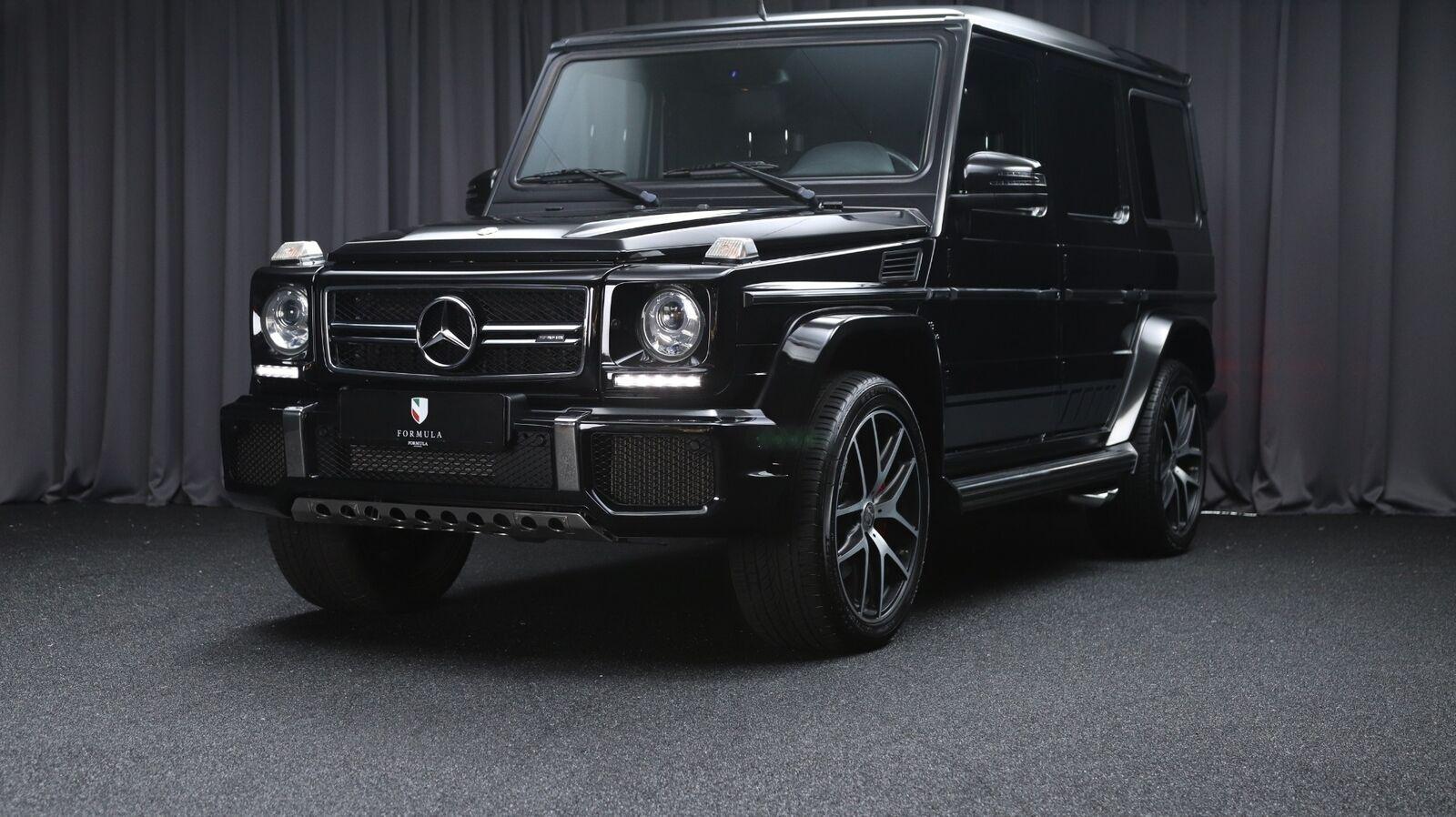 Mercedes G63 5,5 AMG aut. 5d - 13.500 kr.