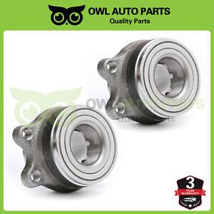 For 00-04 Legacy Outback Subaru Baja Pair Rear Wheel Bearing Hub Assembly 512183