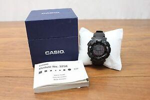 Casio-PROTREK-Thermometer-Compass-Altimeter-Atomic-Solar-Watch-PRW2500-1AW-3962