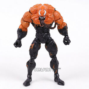 MARVEL-SPIDERMAN-FIGURA-VENOM-VENENO-VENOM-FIGURE-18cm-ORANGE