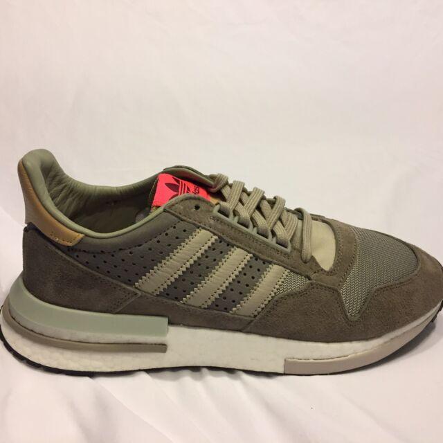 Adidas Originals ZX 500 RM Mens Size 10.5 Shoes BD7859 Kelvin Warmes Weiss NEW