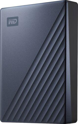 My Passport Ultra 4TB External USB 3.0 Portable Hard Drive with Hardware... WD