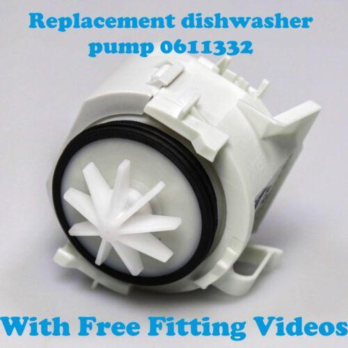 BOSCH SMS40T42GB//13 SMS40T42UK//01 SMS40T42UK//09 Pompa di drenaggio in lavastoviglie