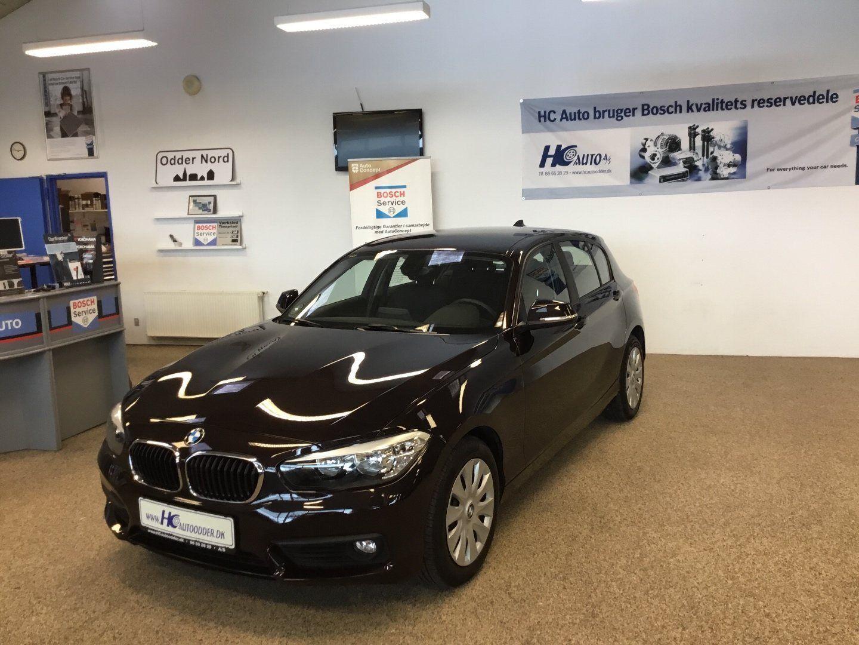 BMW 120d 2,0  5d - 249.900 kr.