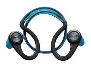 Plantronics Backbeat FIT, Wireless Sports Headphone + Mic, Canada Warranty, Powe