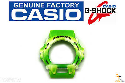 CASIO DW-6900JC-3V Original G-Shock Lime Green Camouflage BEZEL Case Shell