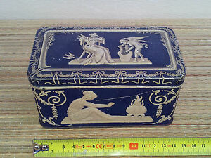 Antique-Box-for-Chocolate-Sheet-Metal-Stamped-Deco-Embossed-Collection