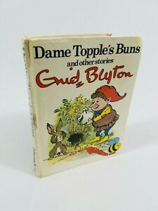 Dame-Topple-039-s-Buns-and-Other-Stories-By-Enid-Blyton-Bumblebee-Books