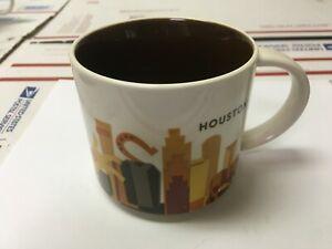STARBUCKS HOUSTON You Are Here YAH Collection Series 14 oz  Coffee Mug 2015