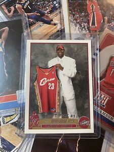 Repack-Pack-Lot-10-Cards-2003-Lebron-Rookie-Card-Football-Basketball-Jersey-Auto