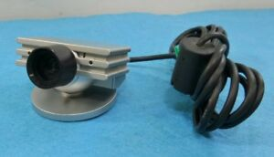 PS2-SONY-PLAYSTATION-2-CAMARA-EYE-TOY-OFICIAL-PLATA-USB-PAL-ORIGINAL