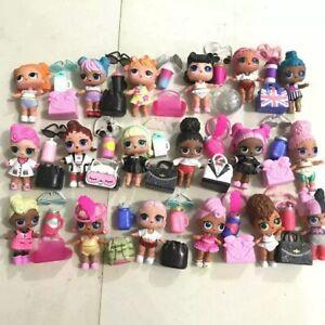 Lot-5-LOL-Surprise-Dolls-Random-big-sister-with-Random-Dress-Shoes-Bottle-Bag
