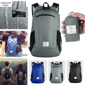 Image is loading 18L-Waterproof-Folding-Naturehike-Ultralight-Backpack- Travel-Outdoor- e588a6e8c9880