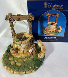 Fontanini-Nativity-Village-TOWN-WELL-56559-For-5-034-Nativity-NEW-IN-BOX