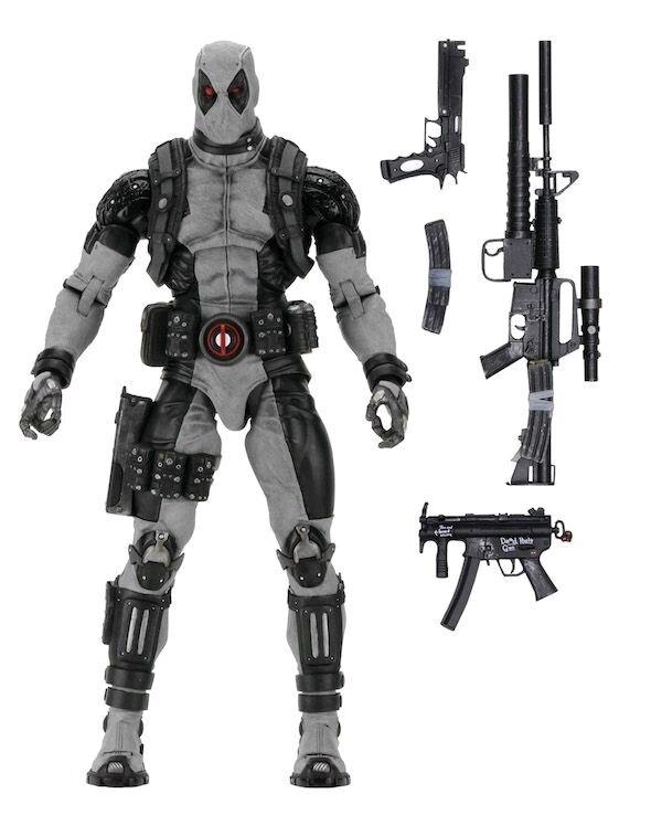 diseñador en linea X-Men-Deadpool X-Force X-Force X-Force 1/4 Escala Figura De Acción  marcas en línea venta barata