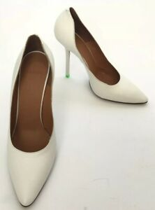 Vetements-Women-Shoes-Size-37-NIB-White-Leather-Heels