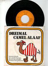 Dreimal Camel Alaaf   -     Kuckucksuhr