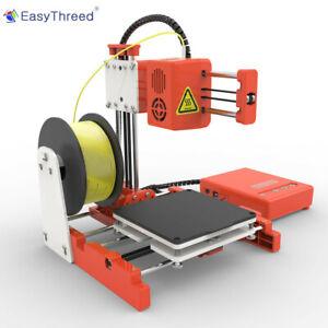 Easythreed X1 Imprimante 3d Mini Enfants Education Cadeau Niveau D Entrée Jouet Personnelle Ebay