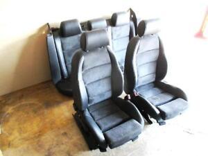 Lederausstattung-Sportsitze-Audi-A4-B6-8E-LEDER-Sitz-ALCANTARA-SOUL-Ausstattung