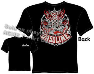 Garage T Shirts : Gas monkey garage t shirt custom hot rod rockabilly shop schweiz