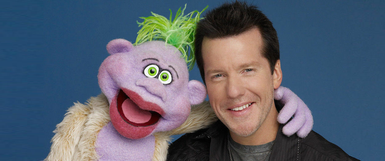 PARKING PASSES ONLY Jeff Dunham
