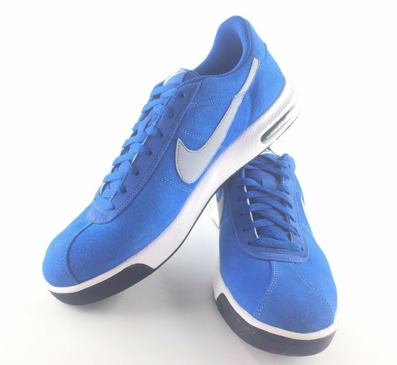 NIKE Air Bruin Max SI  bluee Suede shoes (Size 11) NEW IN BOX RARE