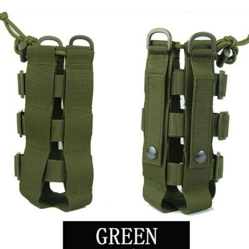 Holder Bottle Bag Portable Military Camping Hiking Accessories Equipment