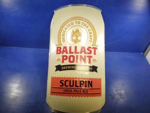 Ballast Point Beer Tin Sign