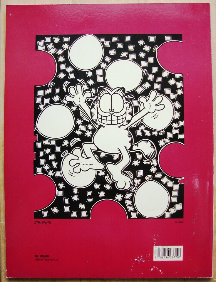 Garfield 35: Picatto, Jim Davis, Tegneserie