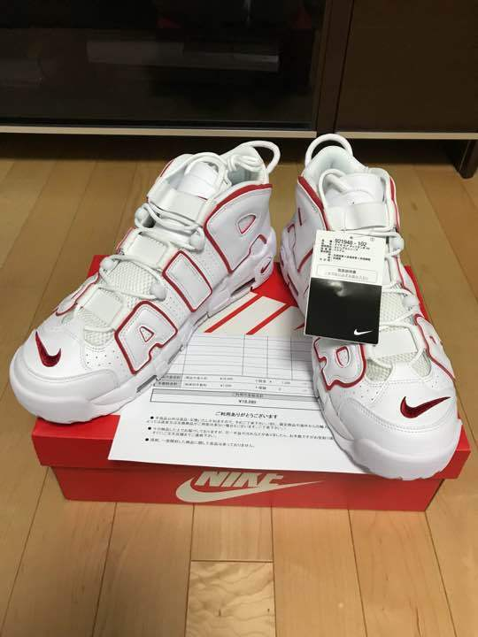 AIR MORE UPTEMPO from japan (4934