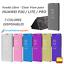 FUNDA-HUAWEI-P30-LITE-PRO-CARCASA-FLIP-COVER-CLEAR-VIEW-LIBRO-TAPA-ESPEJO-PC miniatura 1