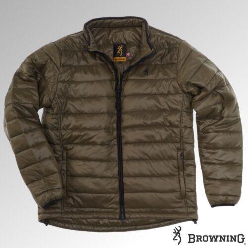 30497639xx Veste Browning Veste sans manches à manches Featherlight Primaloft Green