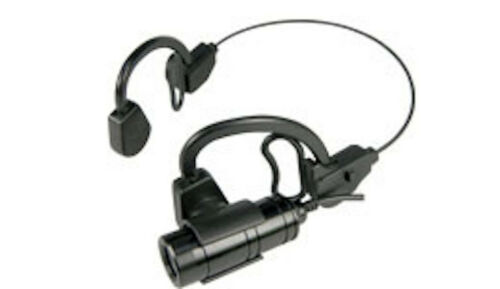 TACTICAL Police HEAD WORN hd Bullet Camera Holder Clip 16-23mm Fit With exp kit