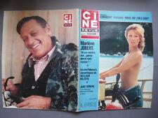 ►CINE REVUE 18/1975-MARLENE JOBERT-WILLIAM HOLDEN-BETTE DAVIS-ROGER MOORE-BIRKIN