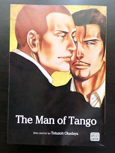 """[ADULT] """"The Man of Tango"""" by Tetuzoh Okadaya (Oneshot YAOI Manga)"""