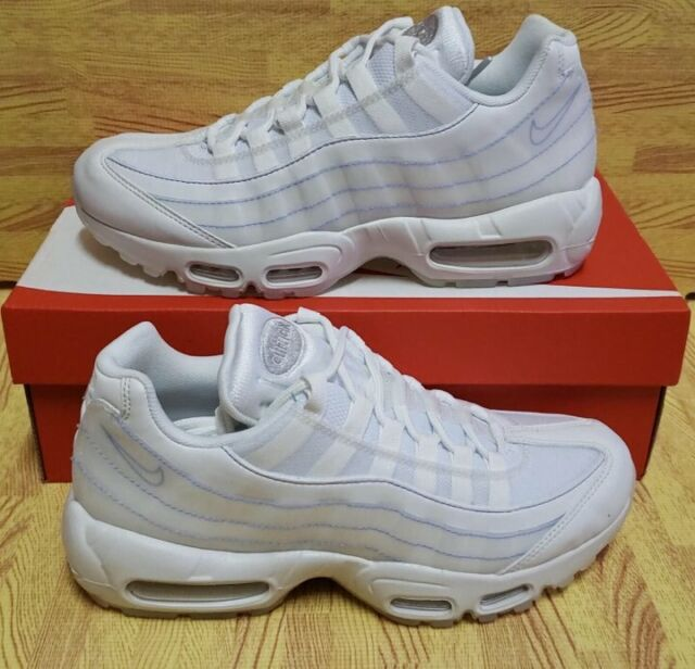 Women's Nike Air Max 95 SE Casual Shoes Summit White 918413 102