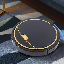 Smart Robot Vacuum Cleaner Suction Sweeper Clean 2800pa Wet Sweeping Cleaning Us