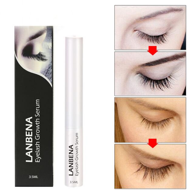 Makeup Eyelash Growth Thicker Longer Treatments Liquid Enhancer Eye Lash   AU